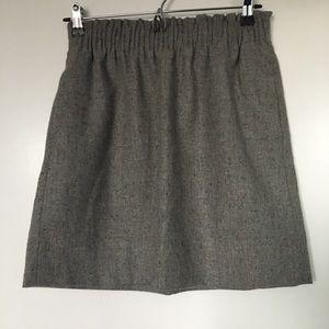 J. Crew Skirts - J Crew Factory Citi Mini EUC Skirt